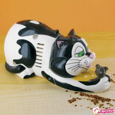 "Aspirator de masa ""pisica"""