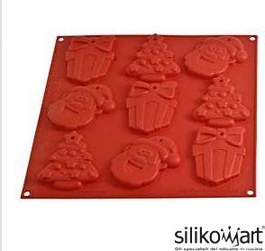 Forma din silicon – turta dulce