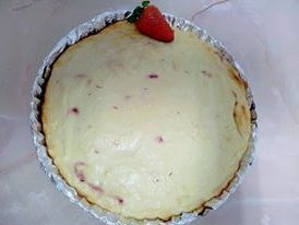 Muntean Ina - Cheesecake cu capsuni