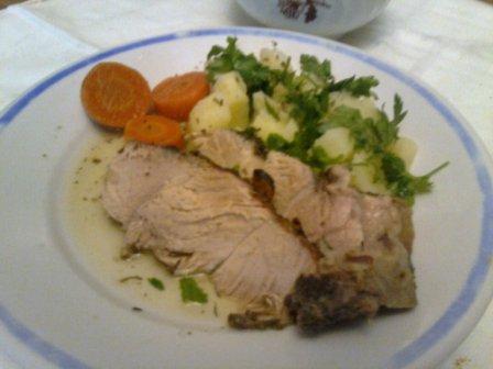 Tulceanu Adina - Pulpa de porc