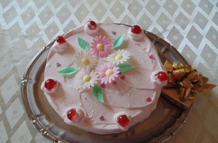 Marculescu Constantina - Tort cu capsuni
