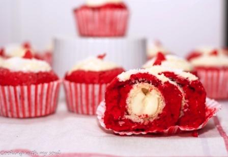 Scheaua Brindusa- Cupcakes surpriza