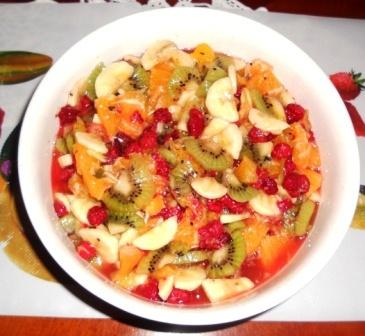 Flori Dante - Salata de fructe